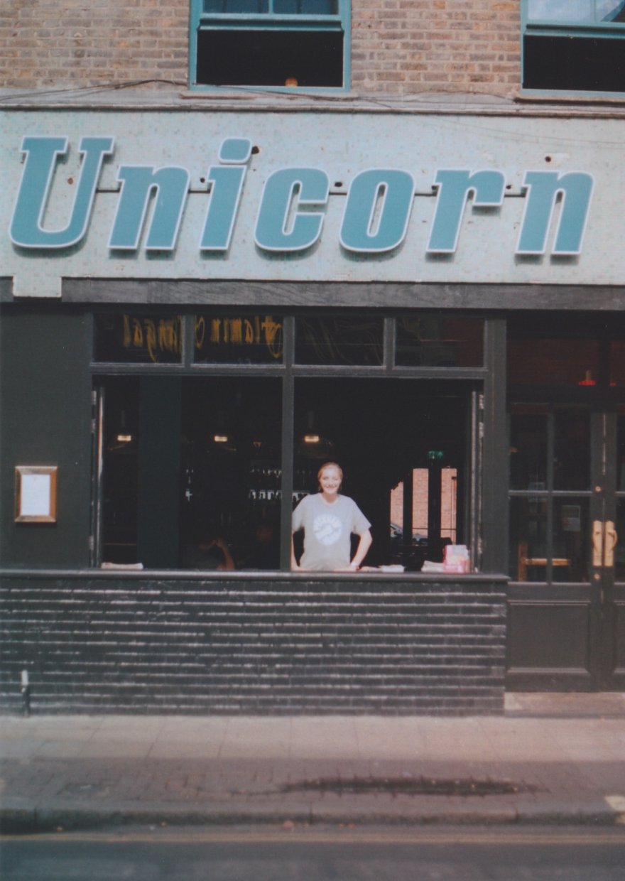 John the Unicron, Rye Lane SE15